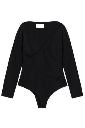 SOLACE LONDON Crepe bodysuit