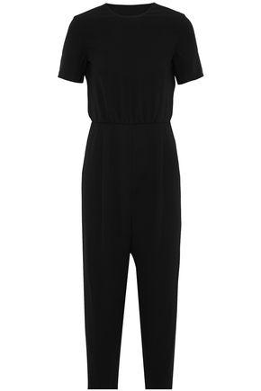MAX MARA Foce tie-back crepe jumpsuit