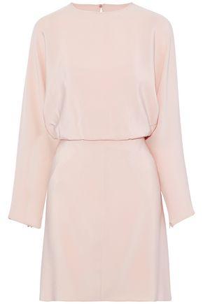 VALENTINO Silk-satin mini dress