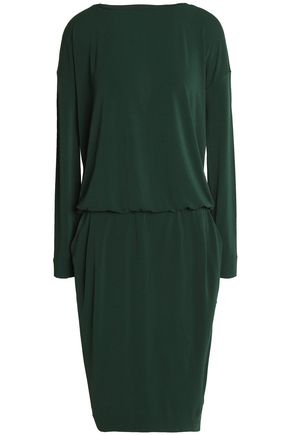 BY MALENE BIRGER Long-sleeved knee length dress twisted back