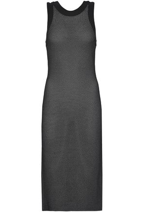 MILLY Basketball mesh dress