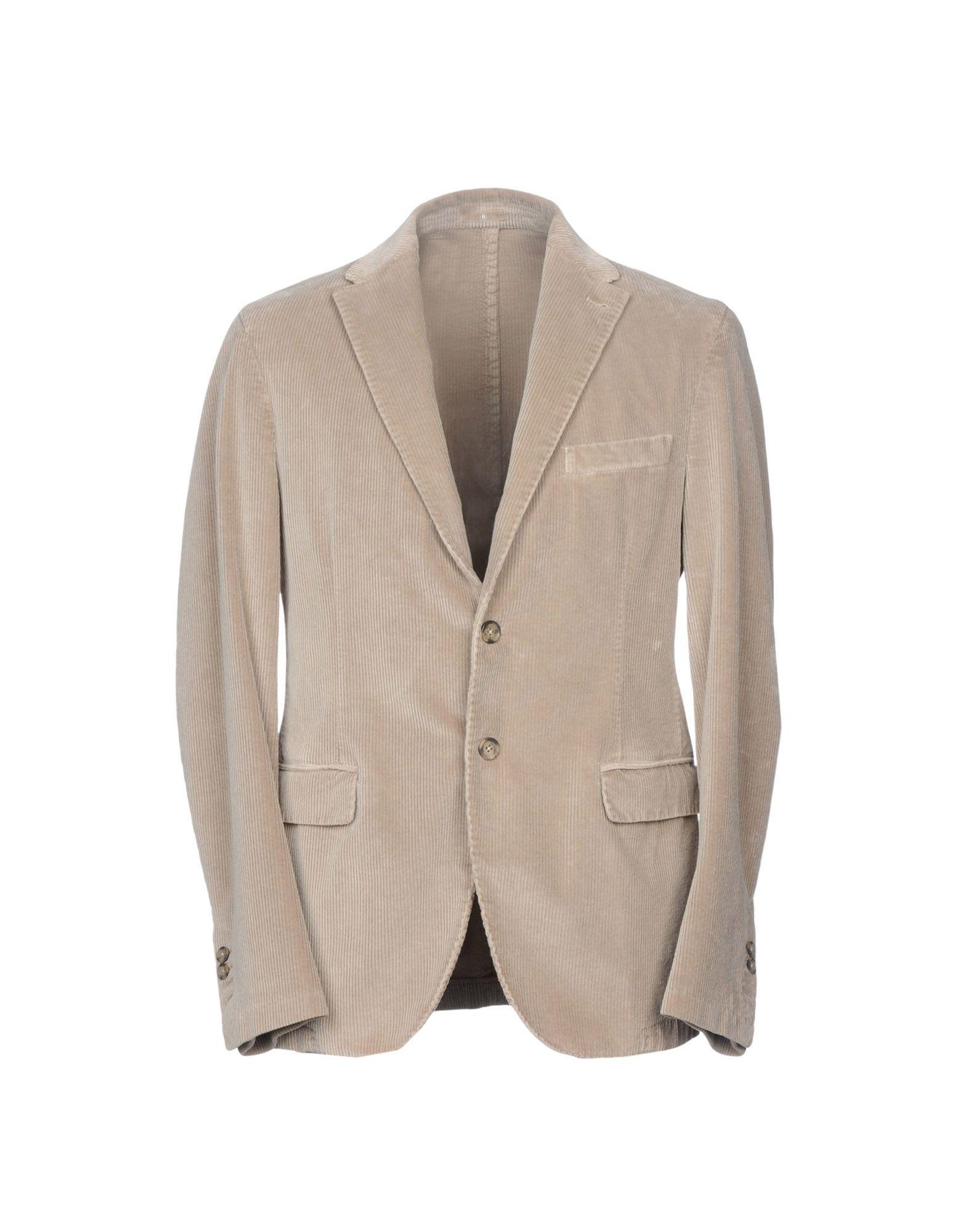 BREUER Blazer in Light Grey