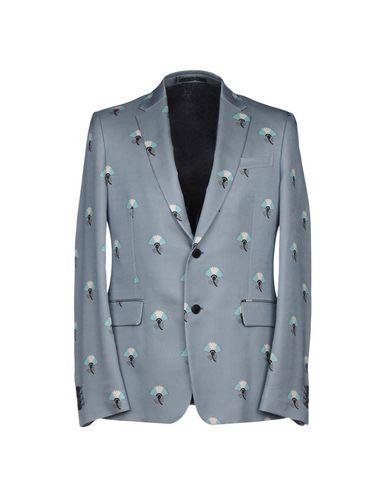 Фото - Мужской пиджак  небесно-голубого цвета