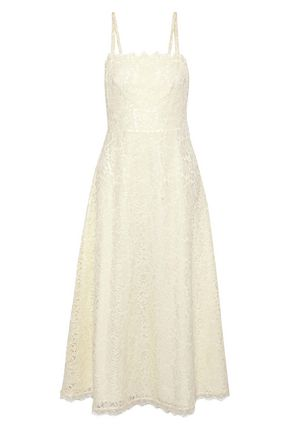TEMPERLEY LONDON Coco Chantilly lace midi dress