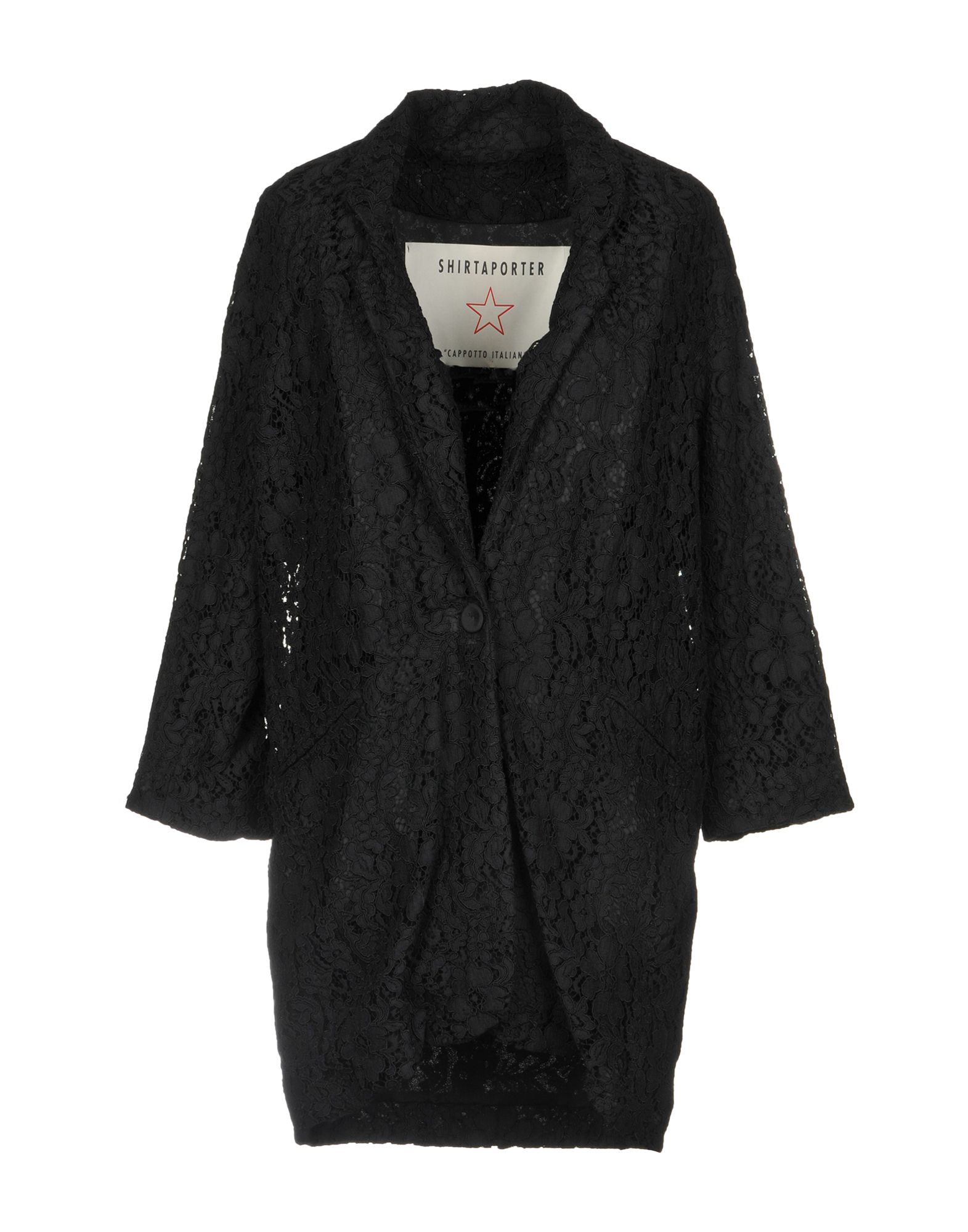 SHIRTAPORTER Легкое пальто guess легкое пальто
