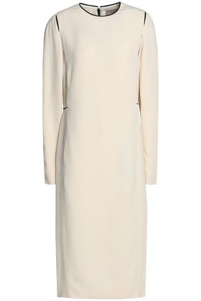LANVIN Crepe midi dress