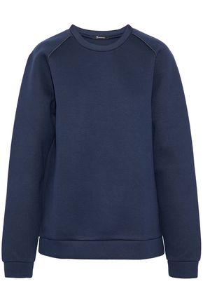 T by ALEXANDER WANG Neoprene sweatshirt