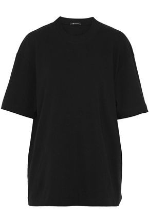 T by ALEXANDER WANG Cotton-jersey T-shirt