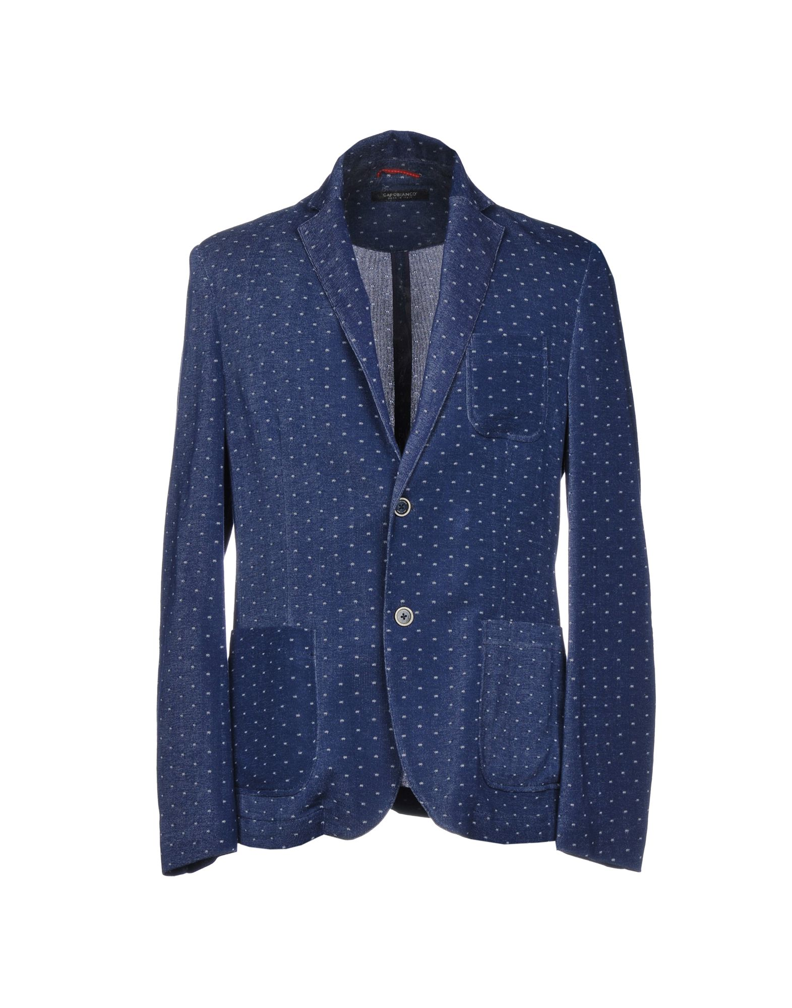 CAPOBIANCO Blazer in Blue