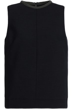 CEFINN Crepe mini dress