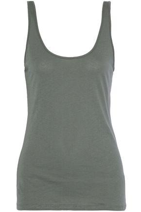 MONROW Cotton-jersey top