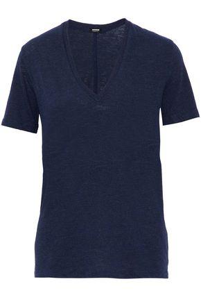 MONROW Slub jersey T-shirt
