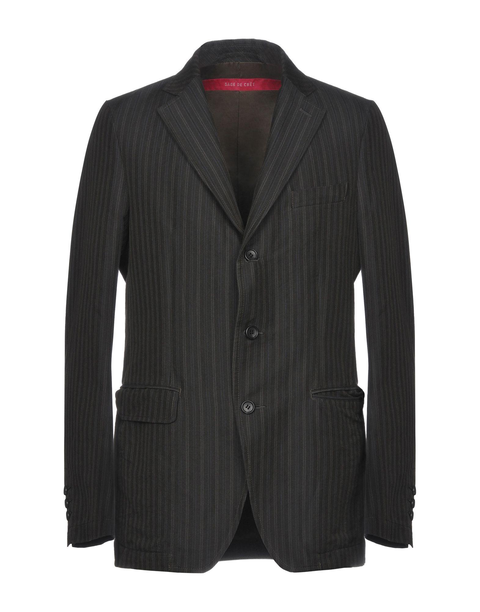 SAGE DE CRÊT Пиджак sage de crêt пиджак