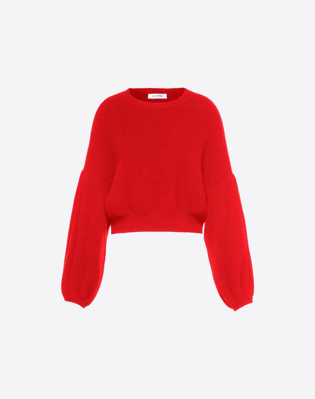 Jumper in Cashmere Wool