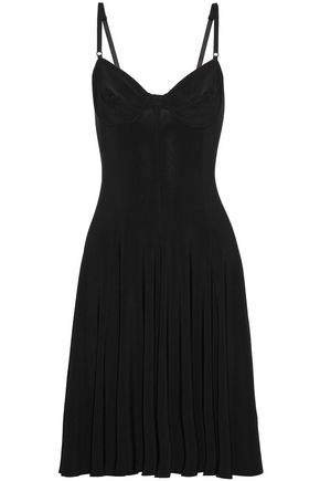 NORMA KAMALI Stretch-knit dress