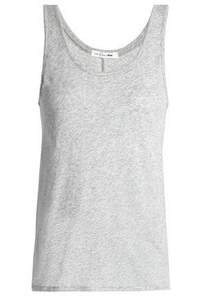 RAG & BONE/JEAN Base mélange cotton-jersey tank