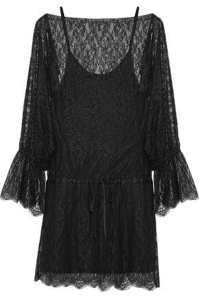 BAILEY 44 Kiss Of The Bat lace mini dress
