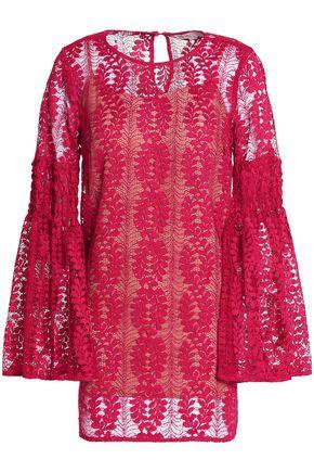MICHAEL MICHAEL KORS Corded lace blouse