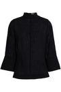 CEFINN Flared gauze blouse