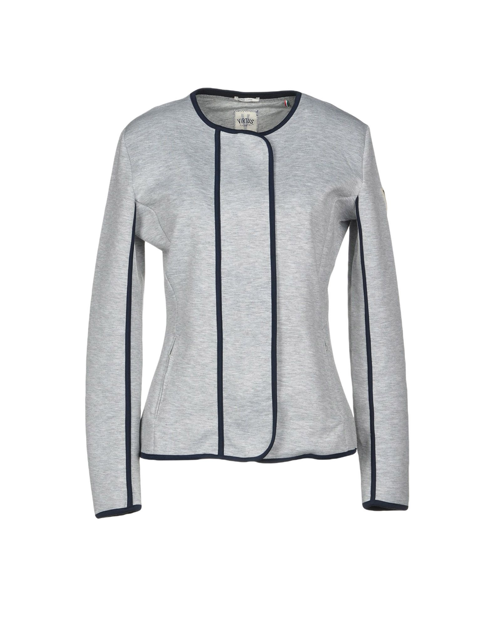 VIRTUS PALESTRE Jacket in Grey