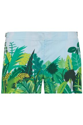 ORLEBAR BROWN Whippet printed woven boardshorts