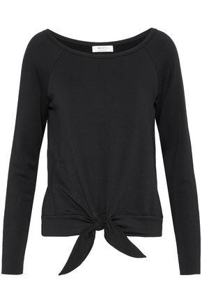 BAILEY 44 Toro knotted stretch-modal jersey top