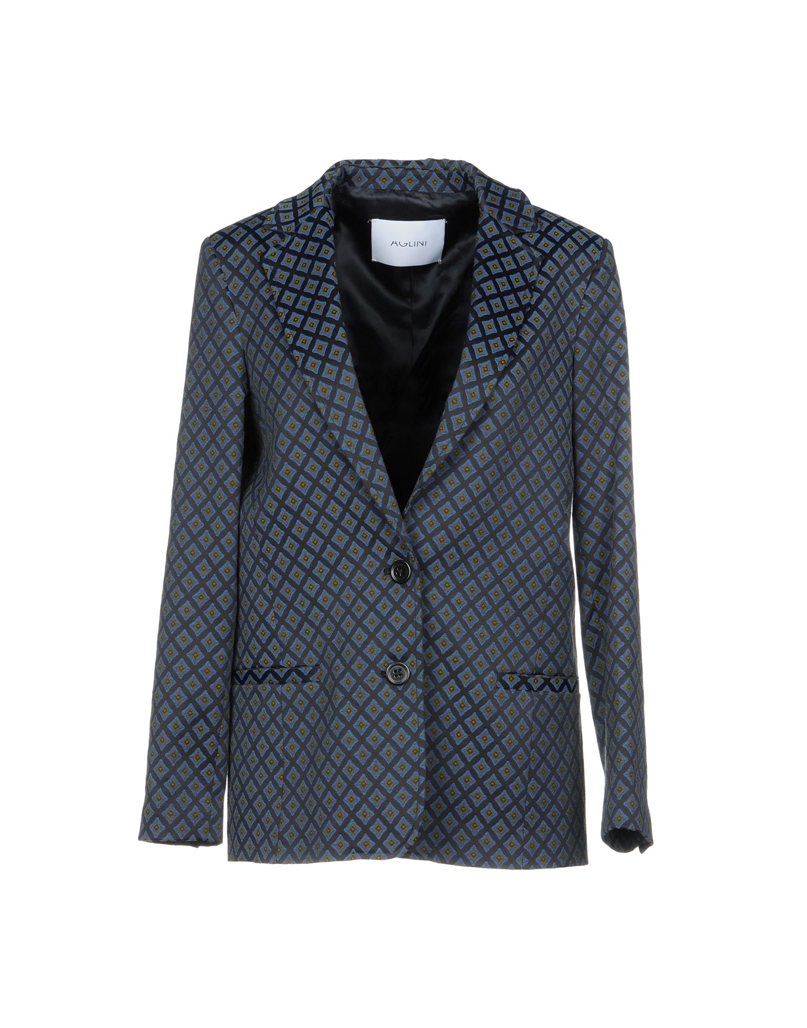 AGLINI Blazer in Dark Blue