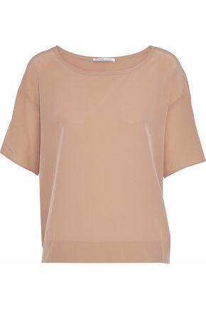 AGNONA Silk top
