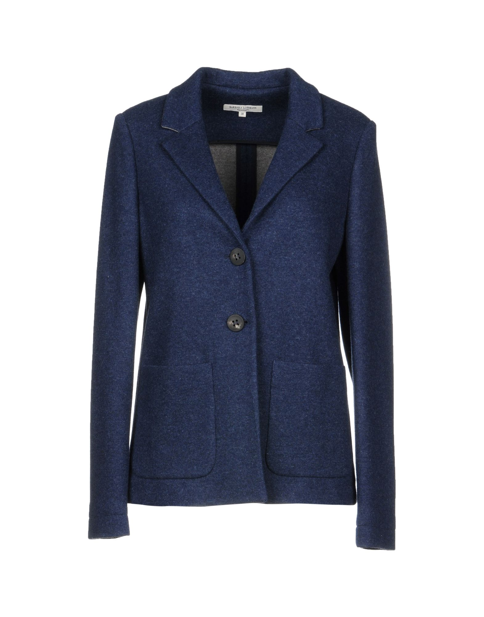 BARBARA LOHMANN Blazer in Dark Blue