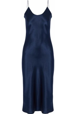 CAMI NYC Raven silk-charmeuse dress