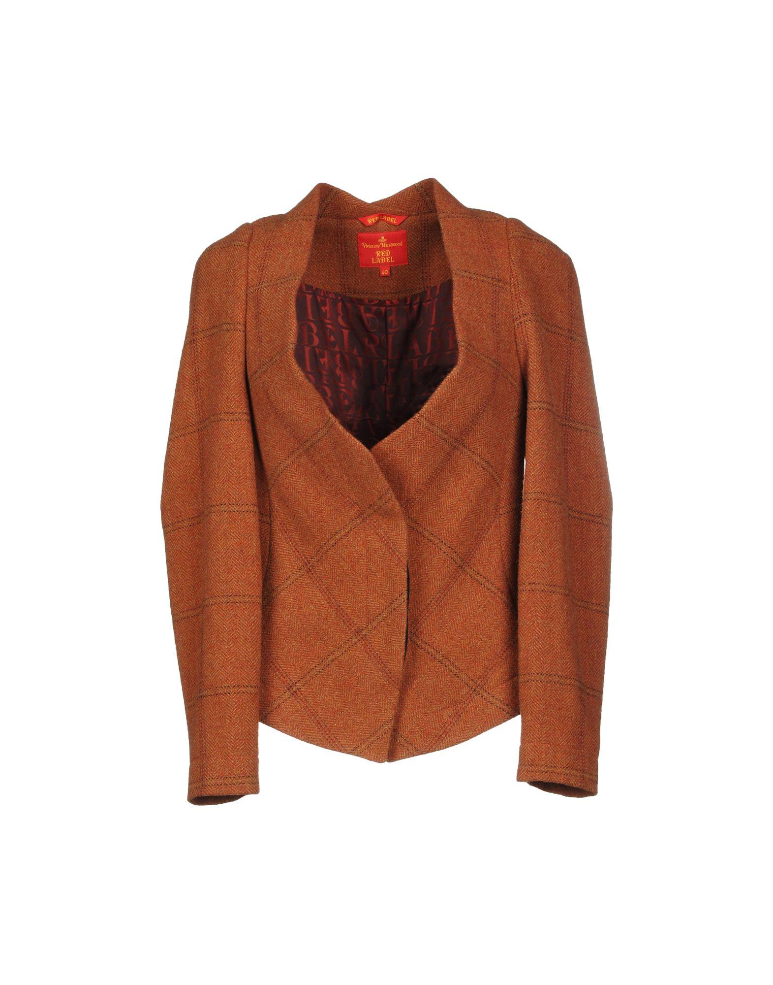 VIVIENNE WESTWOOD RED LABEL Пальто cv red label