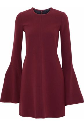 ELLERY Preacher crepe mini dress