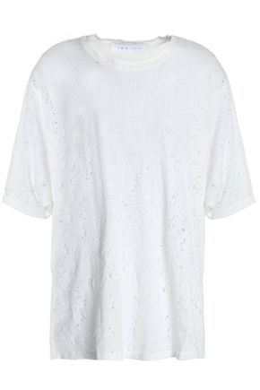 IRO Cotton-jersey T-shirt
