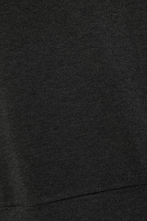 BAILEY 44 Crystal-embellished cutout modal-blend jersey mini dress