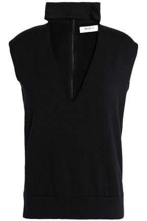 BAILEY 44 Cutout modal-blend jersey top