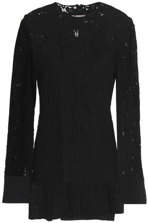 LANVIN Corded lace top