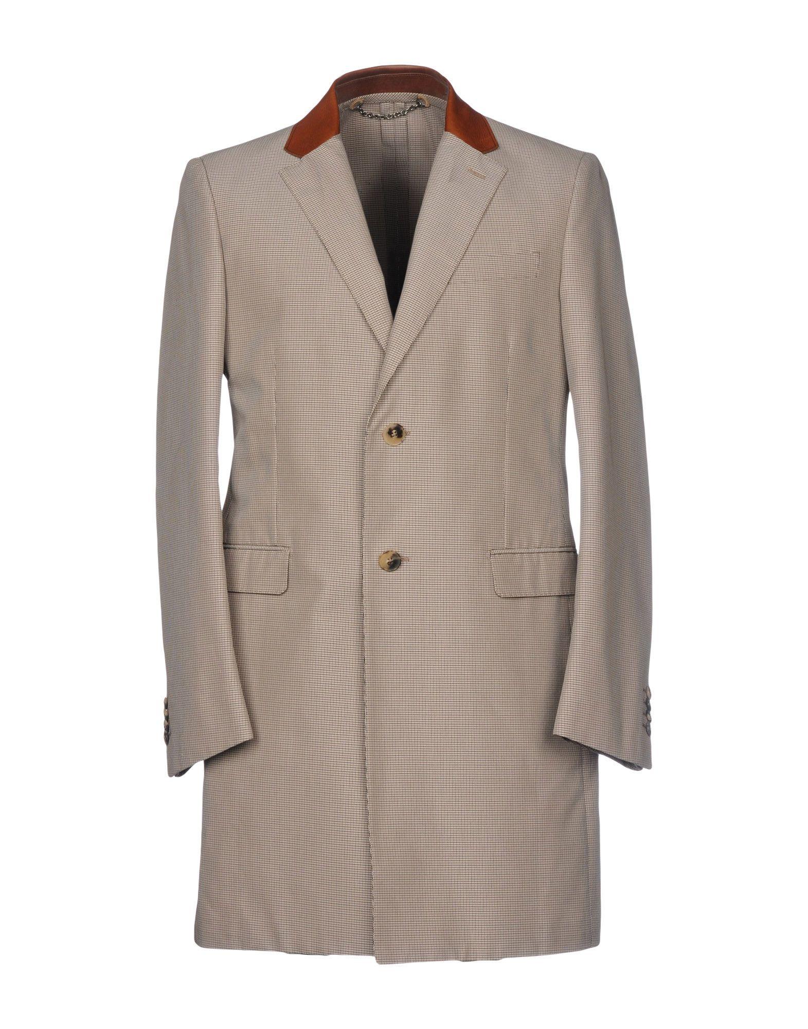 VALENTINO | VALENTINO Overcoats | Goxip
