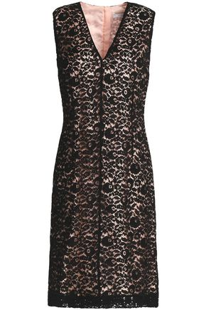 LANVIN Corded lace dress