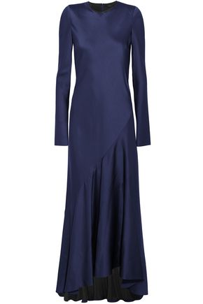 HAIDER ACKERMANN Satin gown