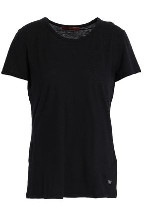 7 FOR ALL MANKIND Slub cotton-jersey T-shirt