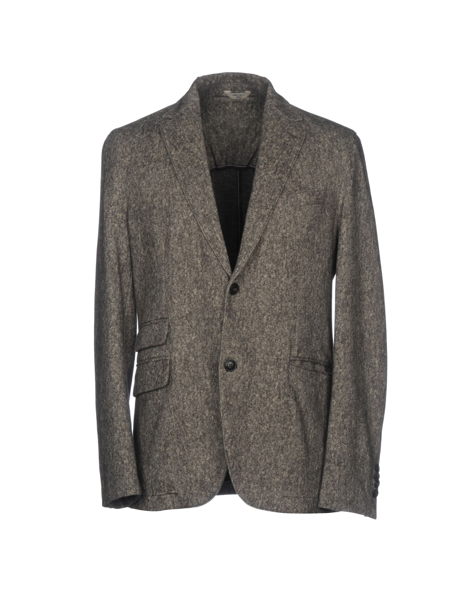 CIRCOLO Blazer in Grey