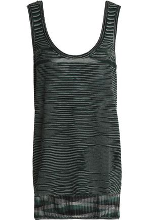 MISSONI Crochet-knit tank