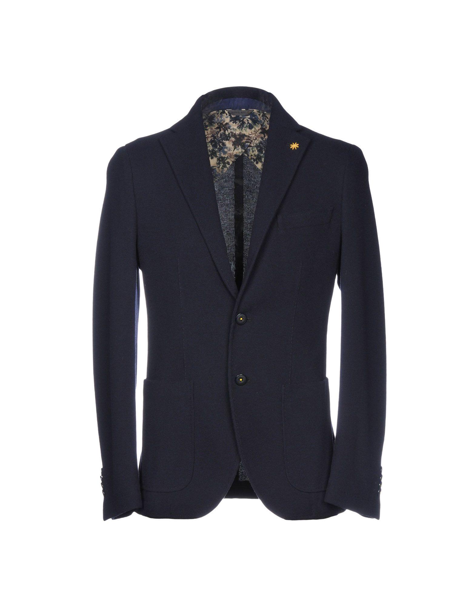 MANUEL RITZ Пиджак пиджак