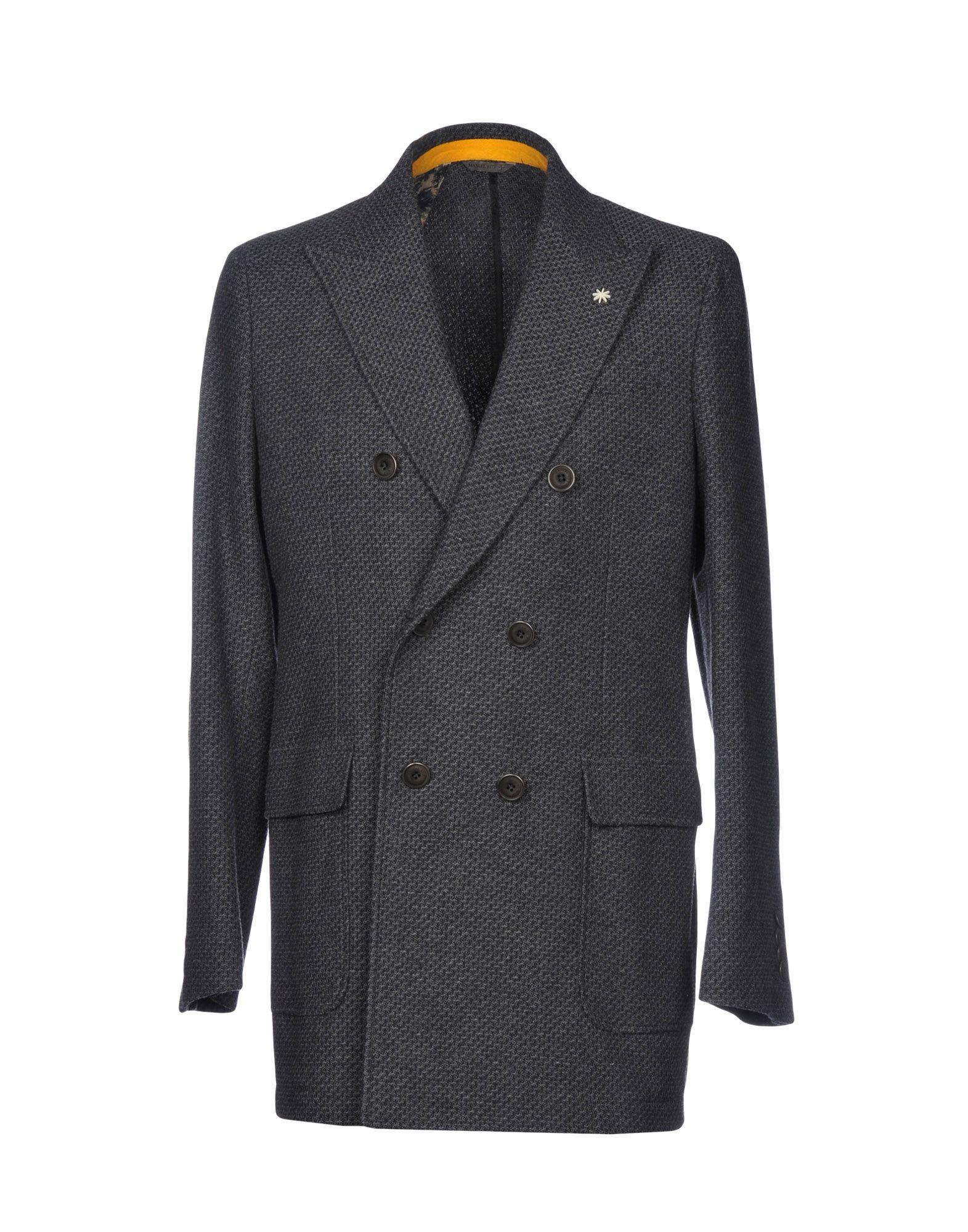 MANUEL RITZ Пальто manuel ritz галстук