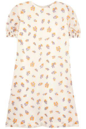 EMILIA WICKSTEAD Storm printed cloqué dress
