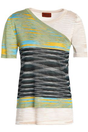 MISSONI Short Sleeved
