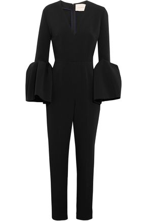 ROKSANDA Margot crepe jumpsuit