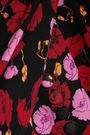 MAGDA BUTRYM Gela asymmetric printed silk-crepe midi dress