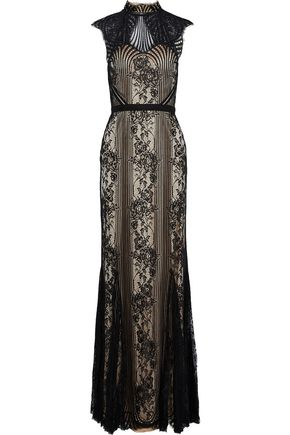 CATHERINE DEANE Jess corded lace gown