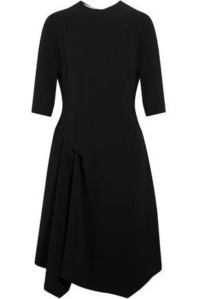 STELLA McCARTNEY Xandria asymmetric cady dress